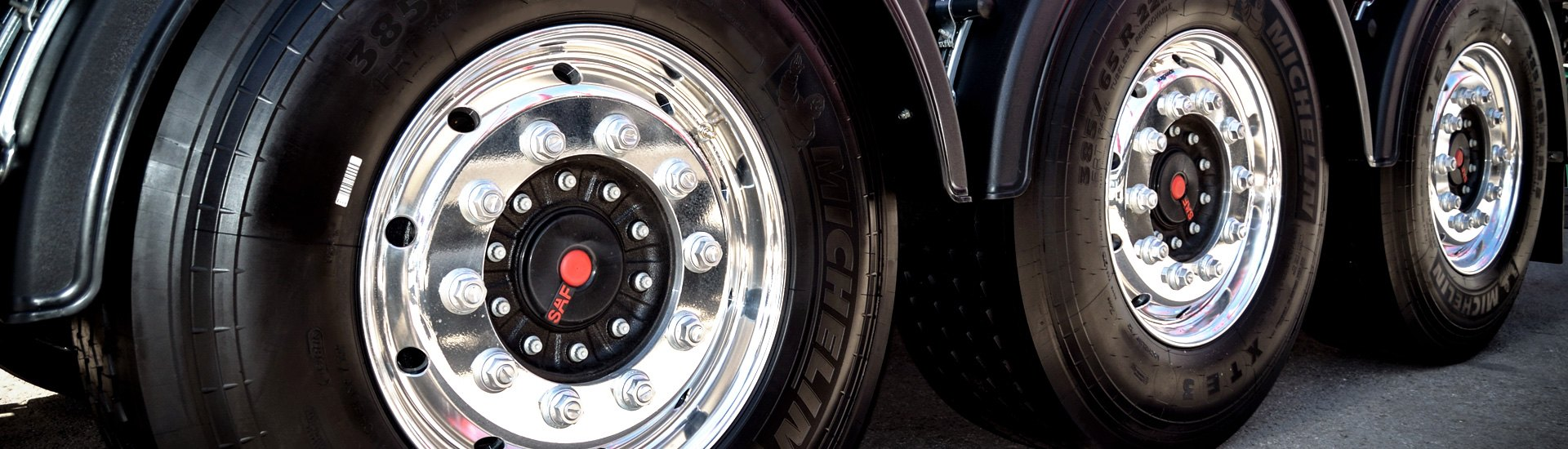 Semi-Truck Aluminum Wheels | Strong, Stylish, and Easy To Maintain