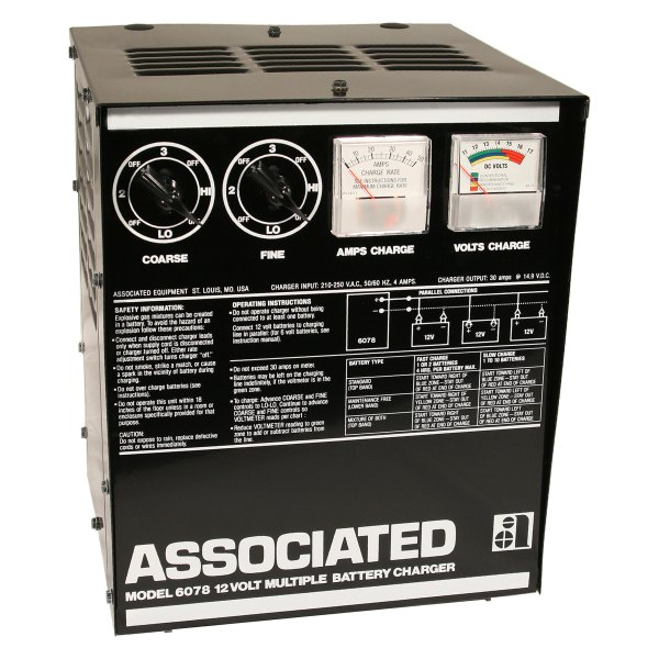 Associated Equipment U00ae 6078