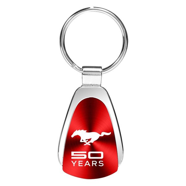 Mustang 50th Anniversary Red Tear