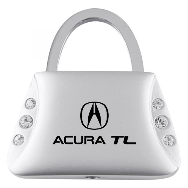 Acura TL Jeweled Purse Key Chain