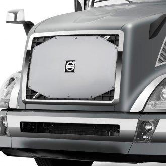 Belmor WF-2212-1 White Winterfront Truck Grille Cover for 2005-2008 Volvo VT