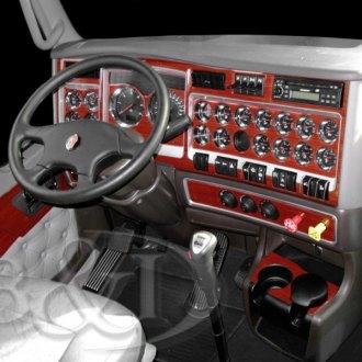 Semi Truck Interior Accessories | Dash Kits, Seat Covers, Floor Mats
