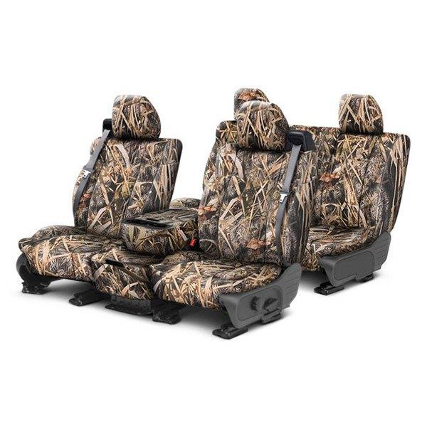 Pleasing Caltrend Tough Camo Custom Seat Covers Cjindustries Chair Design For Home Cjindustriesco