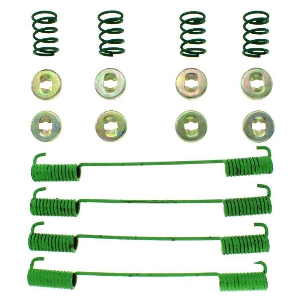 Drum Brake Hardware Kit Rear Centric 118.80012