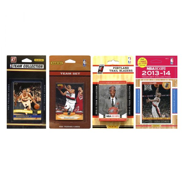 Portland Blazers Roster 2012: C&I Collectibles® TRAILB4TS