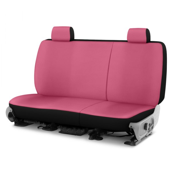 Dash Designs® - Neosupreme™ 1st Row Pink Custom Seat Covers