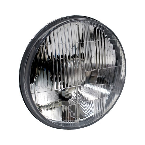 Delta Lights 174 7 Quot Round Chrome Led Euro Headlights With
