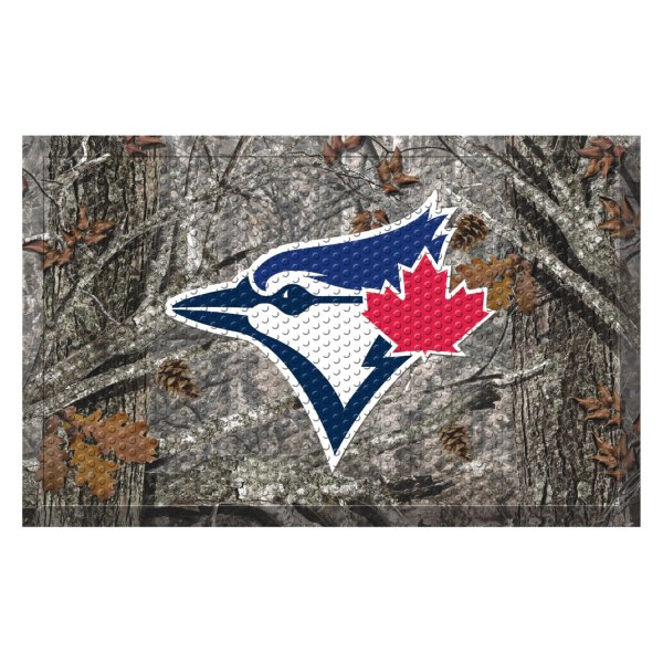 Fanmats 174 19061 Toronto Blue Jays Logo On Door Scraper