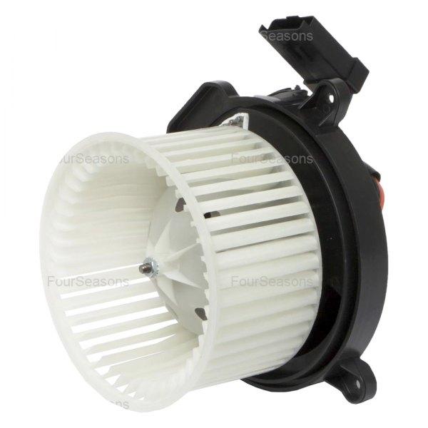 Four Seasons 75040 Hvac Blower Motor With Wheel Truckid Com
