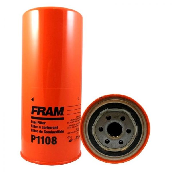 [SCHEMATICS_4CA]  Fram® P1108 - Secondary Spin-On Diesel Fuel Filter - TRUCKiD.com | Fram Fuel Filter Catalog |  | Semi Truck Parts & Accessories