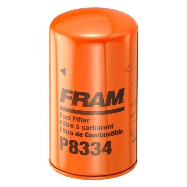 fram® p8334 - hd secondary spin-on diesel fuel filter - truckid.com  semi truck parts & accessories