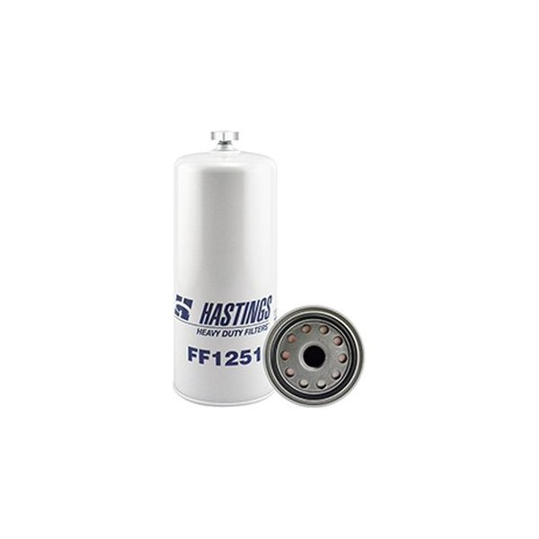 Hastings® - Western Star 5800 2000 Diesel Fuel Filter - TRUCKiD.comSemi Truck Parts & Accessories