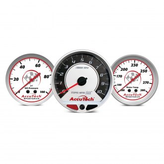 Longacre 44391 Digital Tachometer Gauges