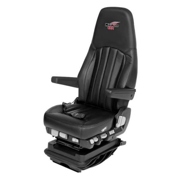 Minimizer® - Long Haul Series Ultra Leather Seat