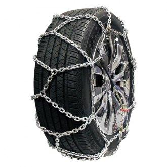 Semi Truck Tire Chains   Heavy-Duty Snow Chains - TRUCKiD com