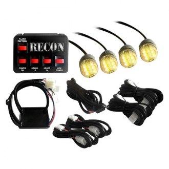 Recon™ | Semi-Truck Emergency & Warning Lighting at TRUCKiD com