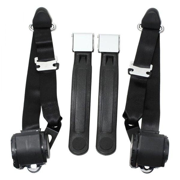 Seatbelt Solutions Gmc 370 1951 3 Point Seat Belts Non Direct Fit Conversion Kit Truckid Com