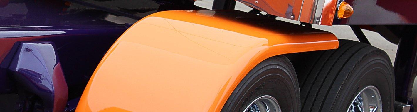 Front + Rear Fenders