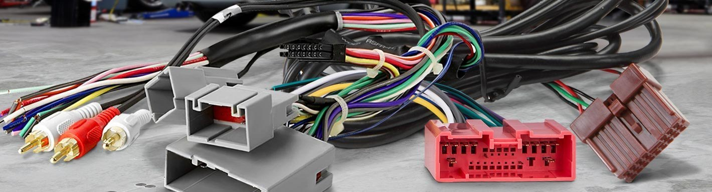 semi truck oe wiring harnesses & stereo adapters - truckid.com  semi truck parts & accessories
