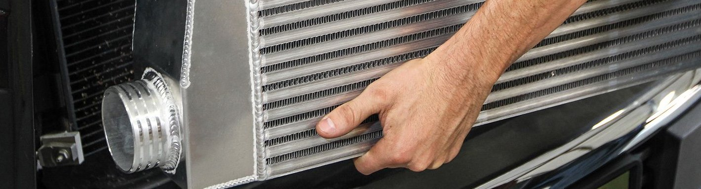 Semi Truck Replacement Intercoolers Components