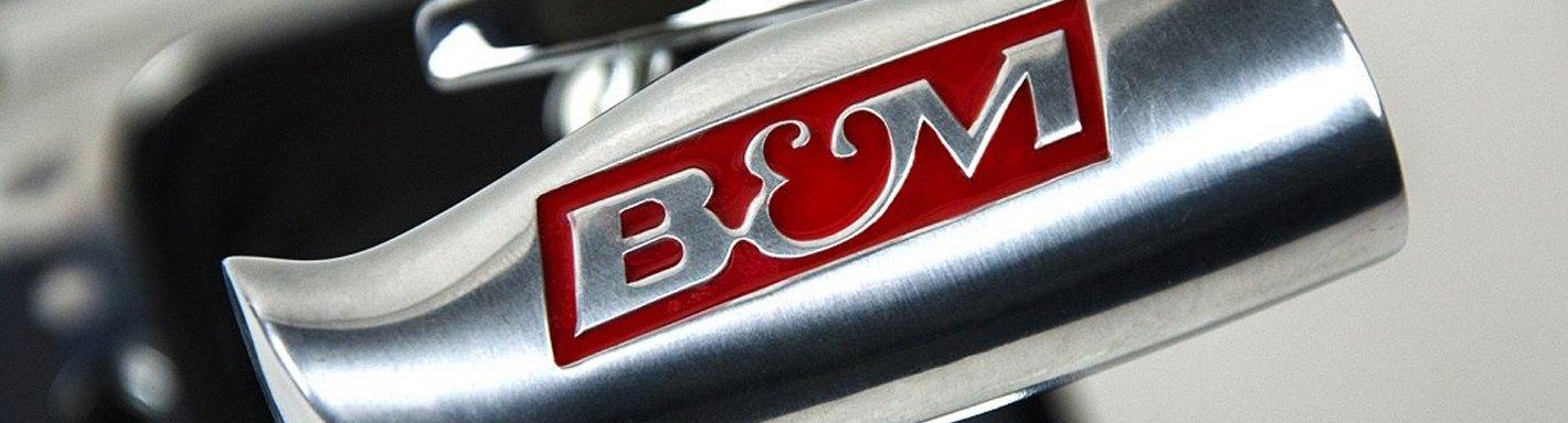 B/&M 20462BM Automatic Transmission Shift Lever