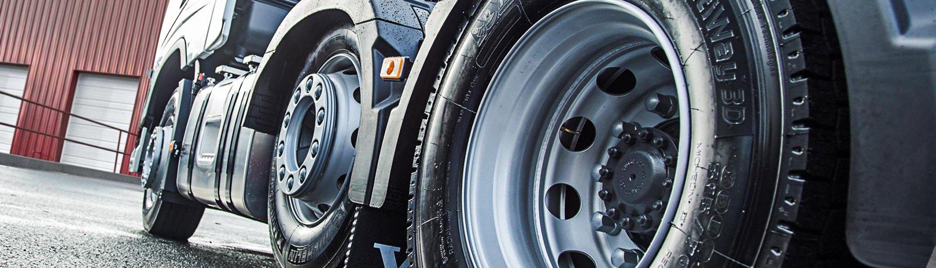 Freightliner Cascadia Wheels Tires Truckid Com