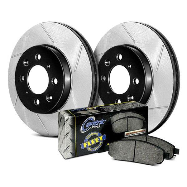 StopTech® - Performance Truck Slotted Brake Kit