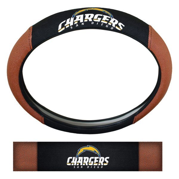 San Diego Chargers Car Accessories: NFL San Diego Chargers Steering