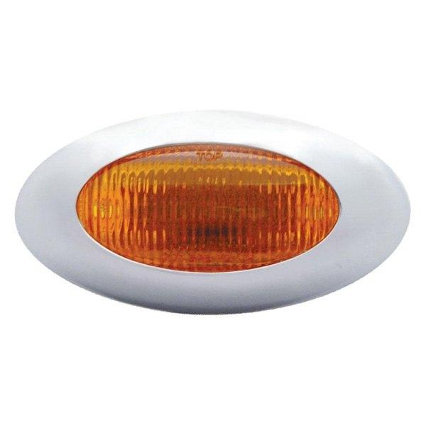 Amber LED//Amber Lens 12 LED Phantom I Clearance//Marker Light