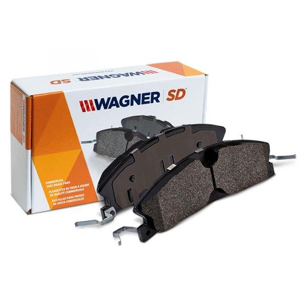 Wagner® - SevereDuty™ Semi-Metallic Front Disc Brake Pads