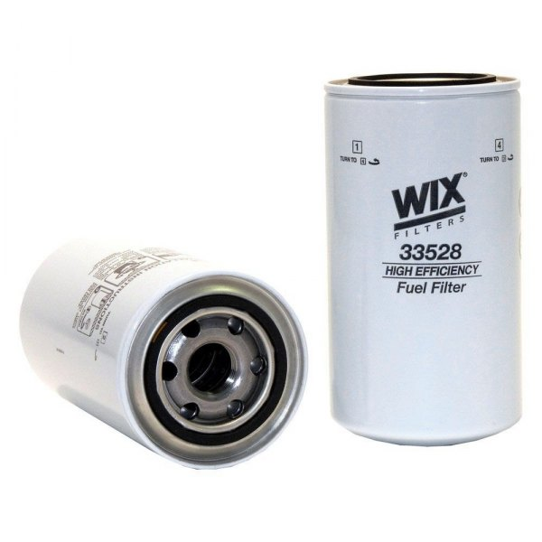 WIX® 33528 - Spin-On Fuel Filter - TRUCKiD.comSemi Truck Parts & Accessories